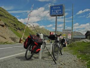 Unterwegs auf der Alpendiagonale
